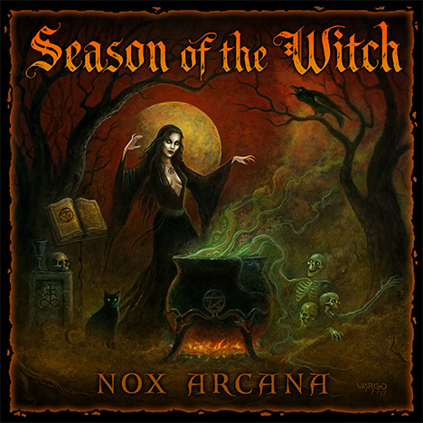 Season of the Witch - new album by Nox Arcana